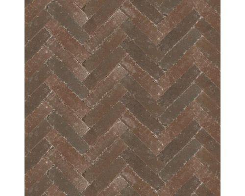 Abbeystone 20x5x7 gesmoord bruin getrommeld waaltje.