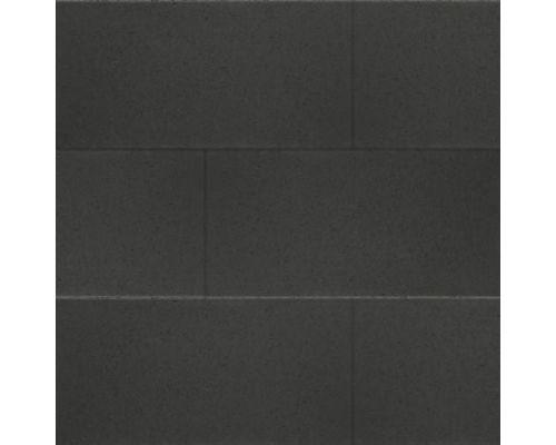 Terrastegel 60PLUS Soft Comfort 30x60X4CM Zwart.