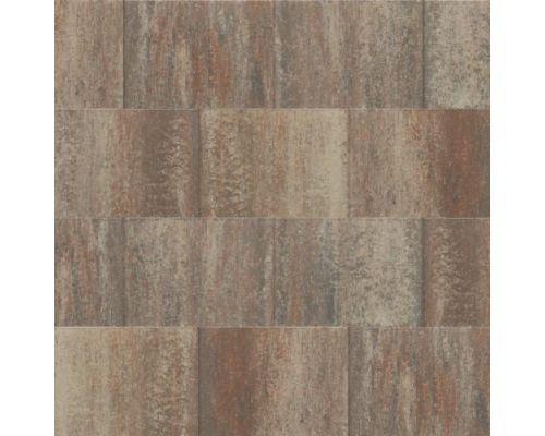 60plus Soft Comfort terrassteen 20x30x6 Violetto.