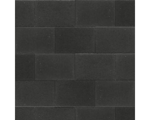 Terrassteen  20x30x4cm nero.