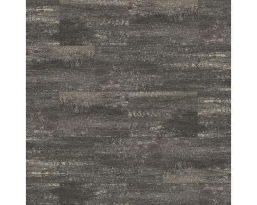 Terrassteen 20x30x4cm grijs zwart.