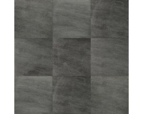 Kera Twice 60x60x5cm Moonstone Black.