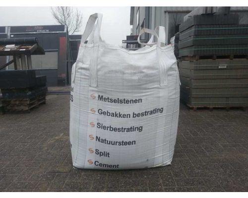 Grindzand in big bag 1 m3