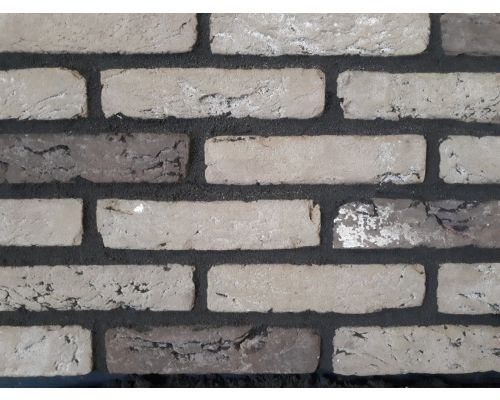 Metselsteen Arkels antiek getrommelde retro steen.