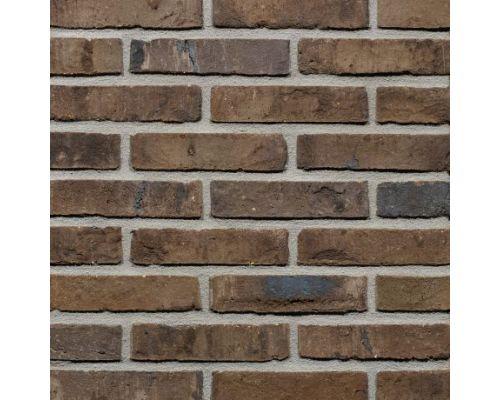 Metselsteen wasserstrich Geba 711 bruin genuanceerd waalformaat.