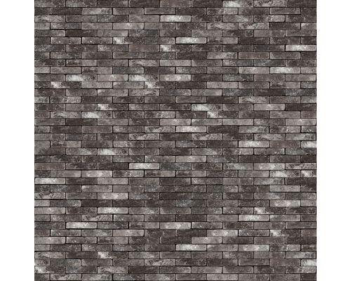 Steenstrip Geba 728 antraciet wit grijs wasserstrich waalformaat.
