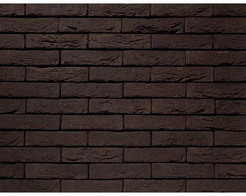 Steenstrip Geba 751 zwart bruin genuanceerdhandvorm dikformaat.