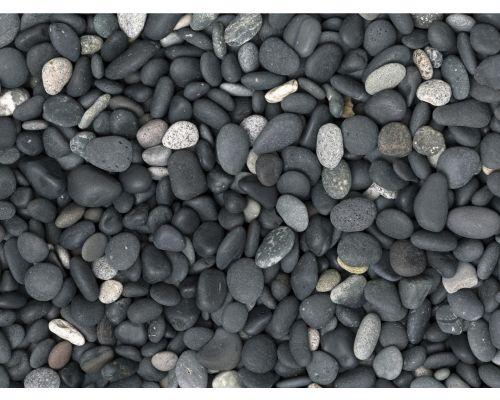 Beach Pebbles 8-16mm in 20kg zak.