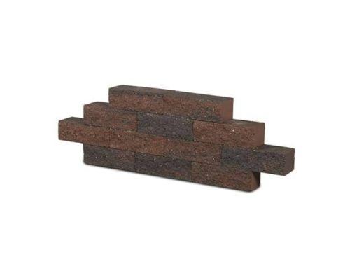 Catrock bruin zwart 11,5x31cm.