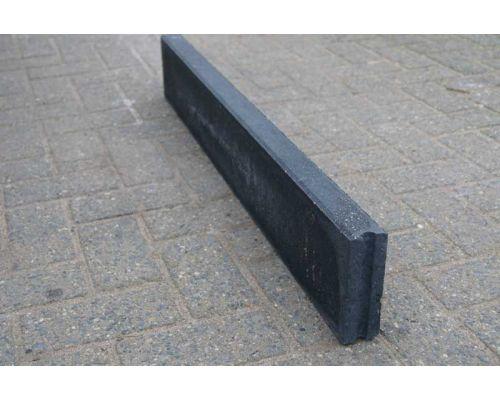 Opsluitband 100x5x15cm Zwart