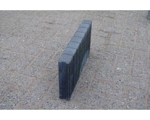Palissadenbanden Vierkant 50x6x25cm