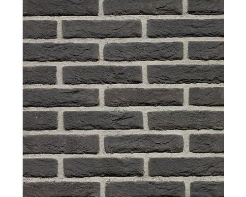 Steenstrips Geba 102 zwarthandvormwaalformaat.