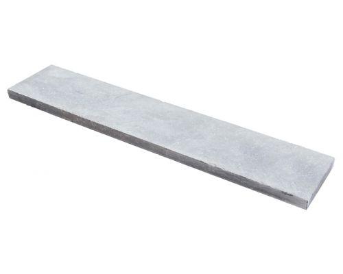 Aanbieding:Vietnamees hardsteen anticato gezoet/soft finish 100x15x3cm.