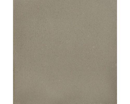 Terrastegel Soft Comfort Zonder Facet Grijs 50x50x4cm.
