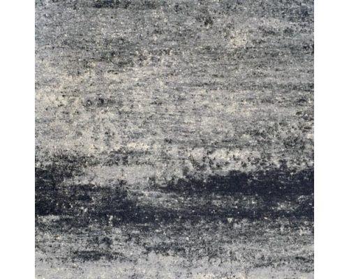 Terrastegel plus grijs zwart 60x60x4cm